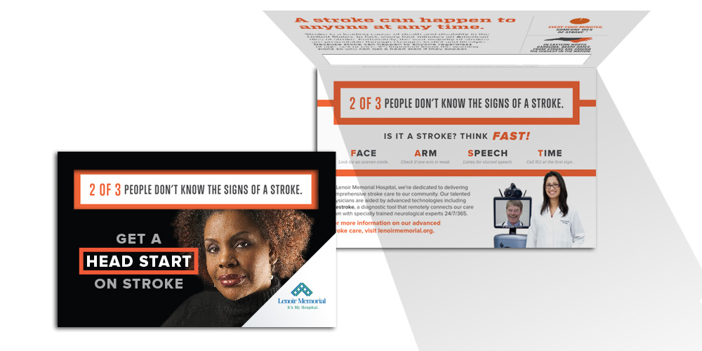 Stroke Direct Mail