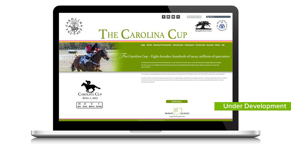 Carolina Cup - SRC Website