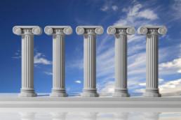 marketing strategy 5 pillars